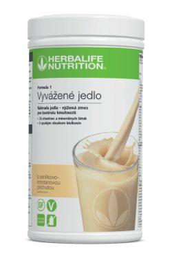 Herbalife Vyvazene jedlo s vanilkovo-smotanovou prichutou